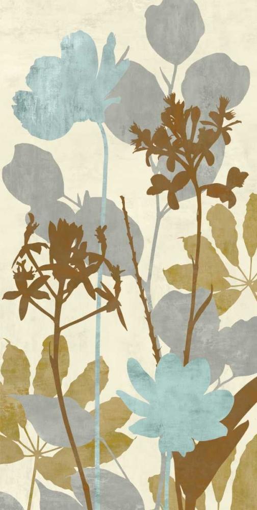 konfigurieren des Kunstdrucks in Wunschgröße Peaceful Garden I von Lange, Erin
