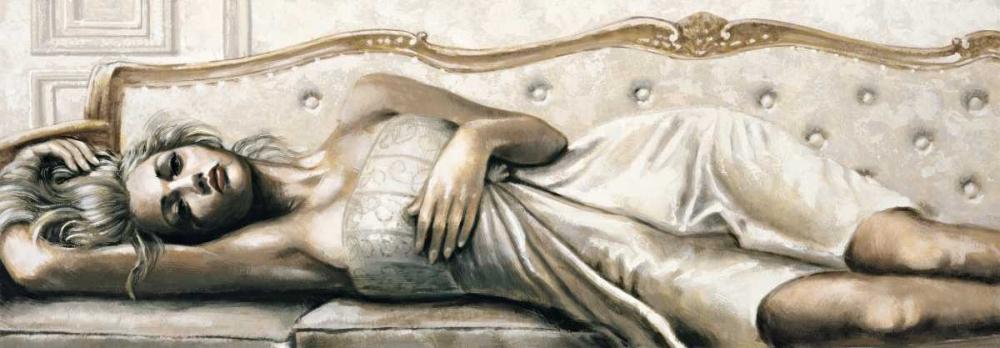 konfigurieren des Kunstdrucks in Wunschgröße Serenita von Scala, Gualtiero Bassi