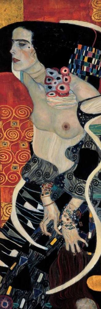 konfigurieren des Kunstdrucks in Wunschgröße Judith II von Klimt, Gustav