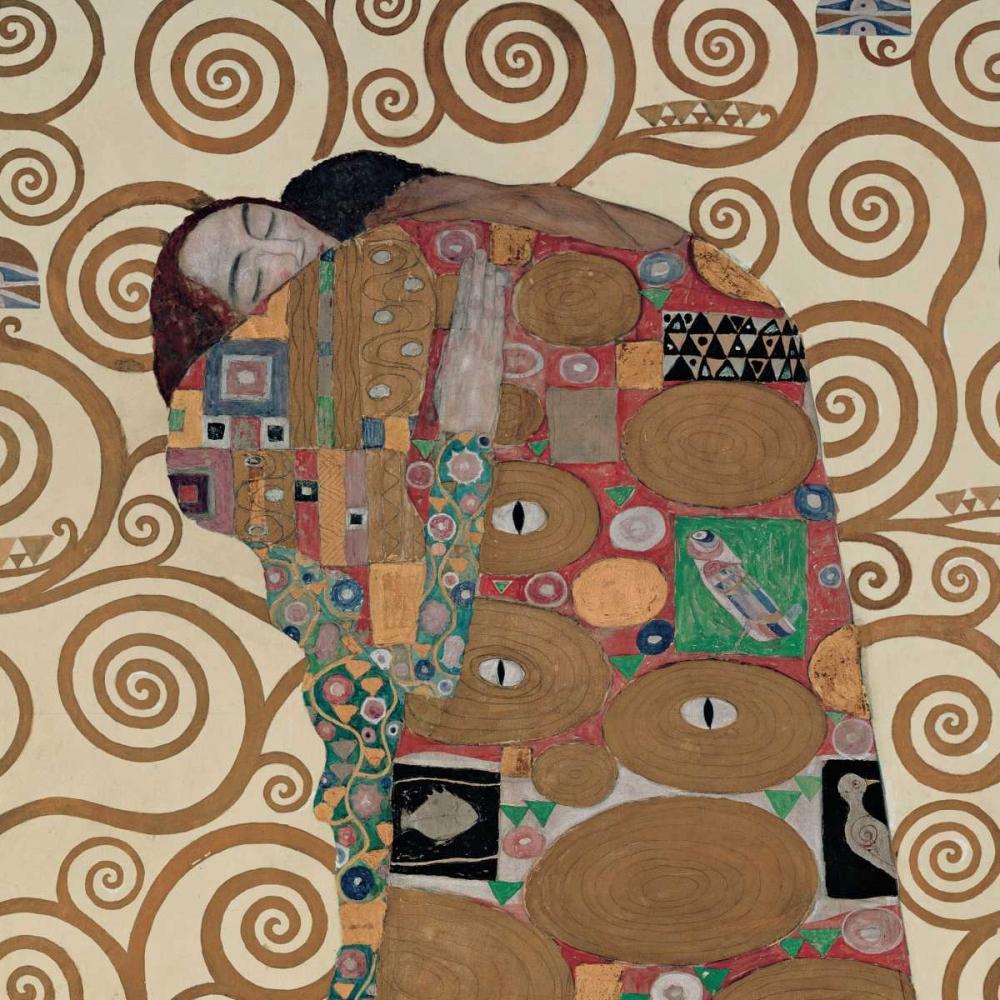 konfigurieren des Kunstdrucks in Wunschgröße Fulfillment von Klimt, Gustav