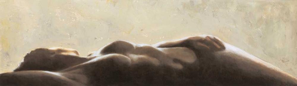 konfigurieren des Kunstdrucks in Wunschgröße Silhouette von Mariani, Giorgio