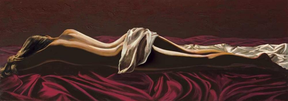 konfigurieren des Kunstdrucks in Wunschgröße Incanto notturno von Mariani, Giorgio
