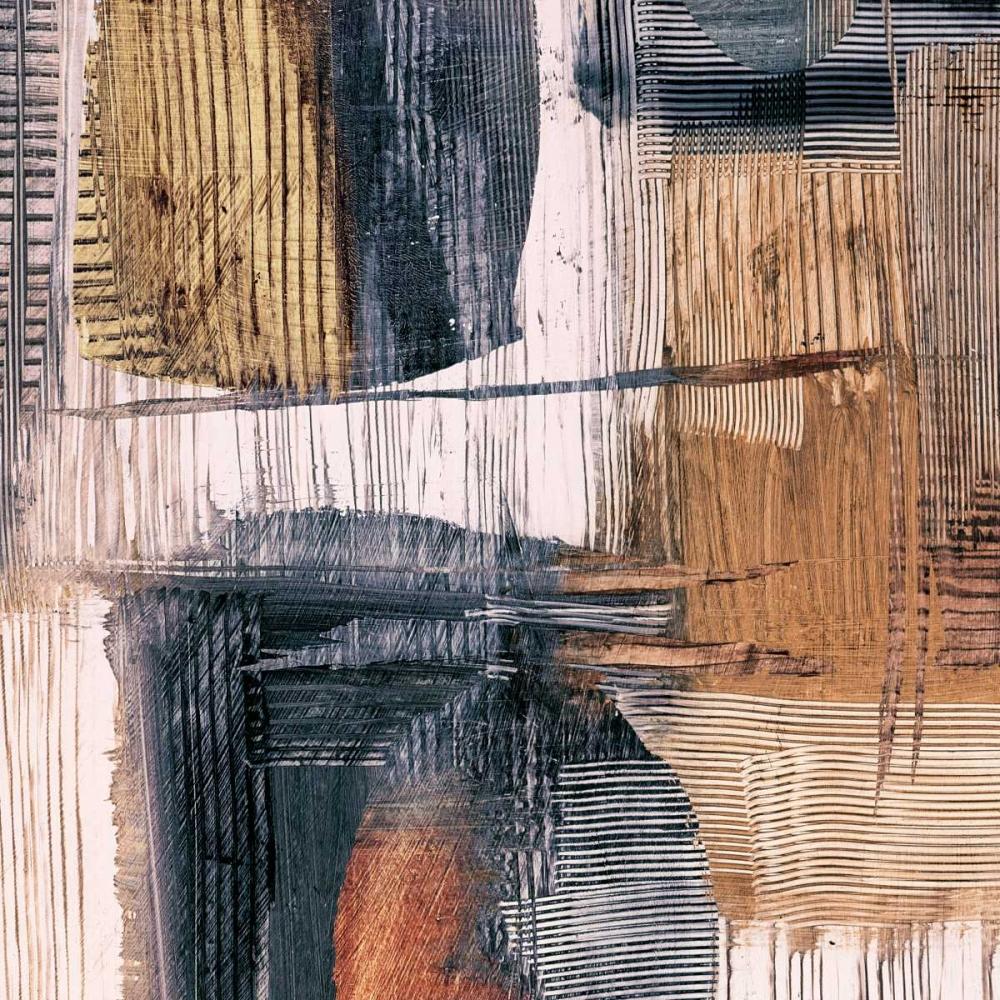 konfigurieren des Kunstdrucks in Wunschgröße Geometric Movement II von Ritts, Graham