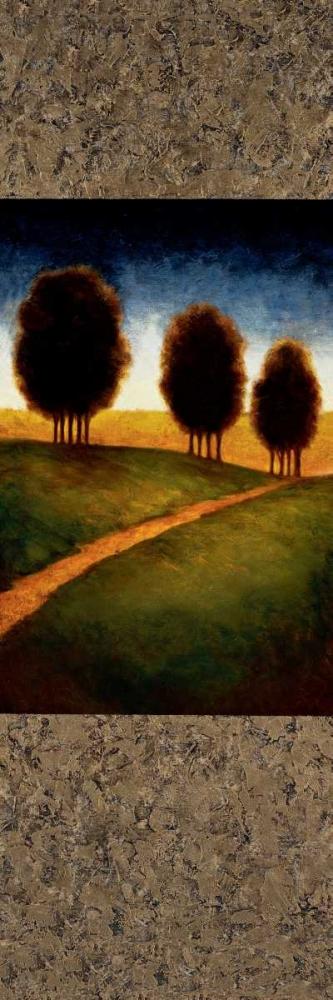 konfigurieren des Kunstdrucks in Wunschgröße Lighted Path I von Williams, Gregory
