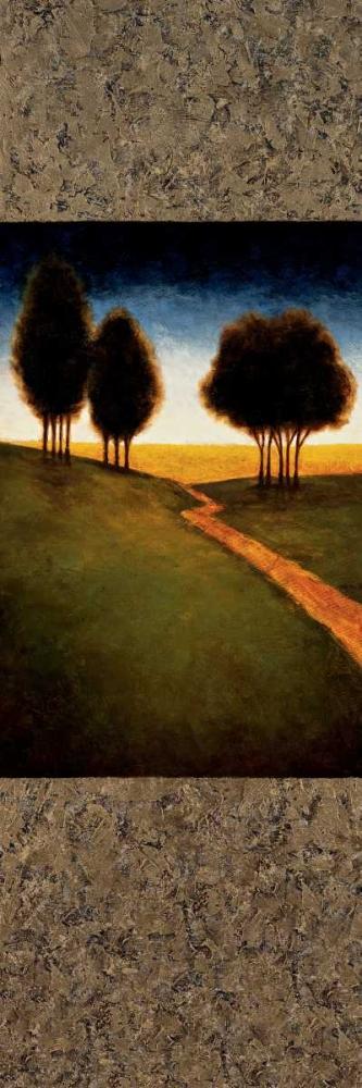konfigurieren des Kunstdrucks in Wunschgröße Lighted Path II von Williams, Gregory
