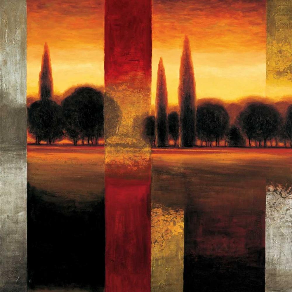 konfigurieren des Kunstdrucks in Wunschgröße Reflections II von Williams, Gregory