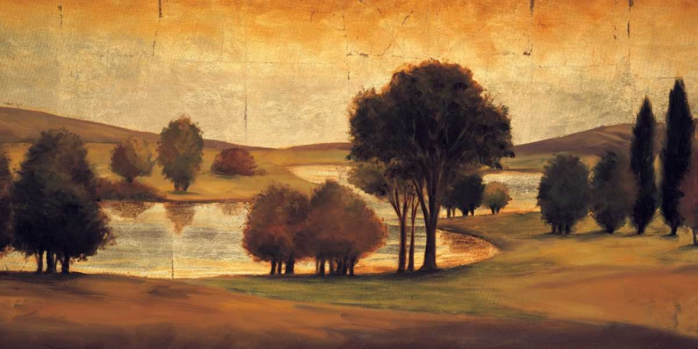 konfigurieren des Kunstdrucks in Wunschgröße Take me to the River I von Williams, Gregory