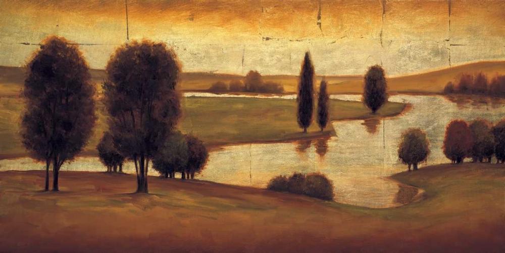 konfigurieren des Kunstdrucks in Wunschgröße Take me to the River II von Williams, Gregory