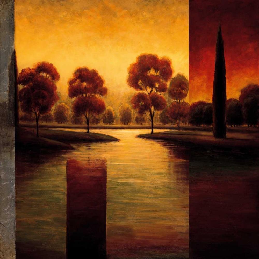 konfigurieren des Kunstdrucks in Wunschgröße The Break of Dawn II von Williams, Gregory