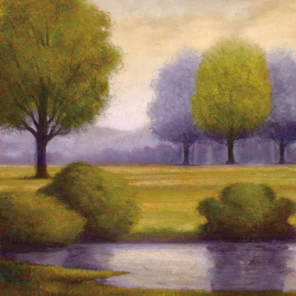 konfigurieren des Kunstdrucks in Wunschgröße Lavender Sunrise II von Williams, Gregory