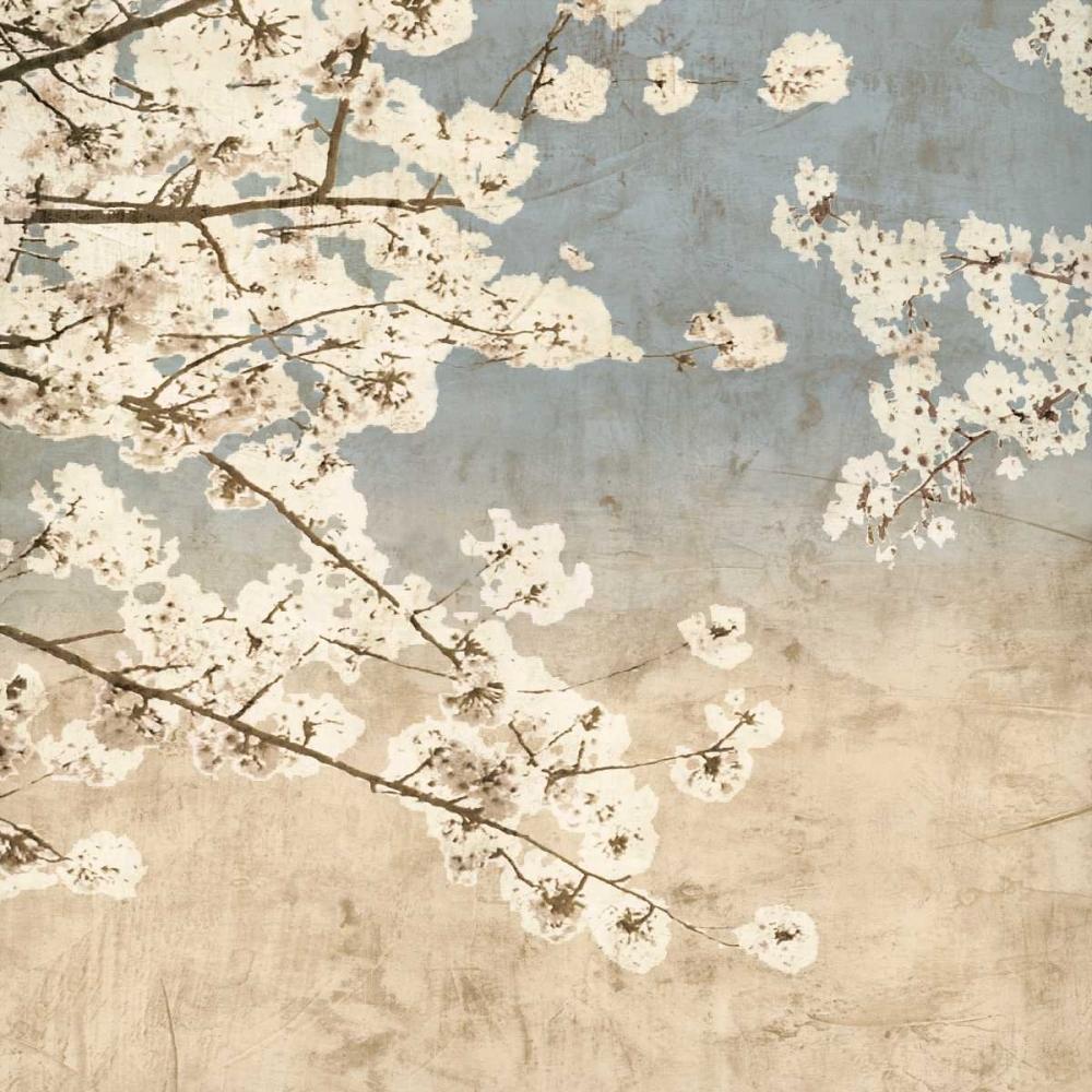 konfigurieren des Kunstdrucks in Wunschgröße Cherry Blossoms II von Seba, John