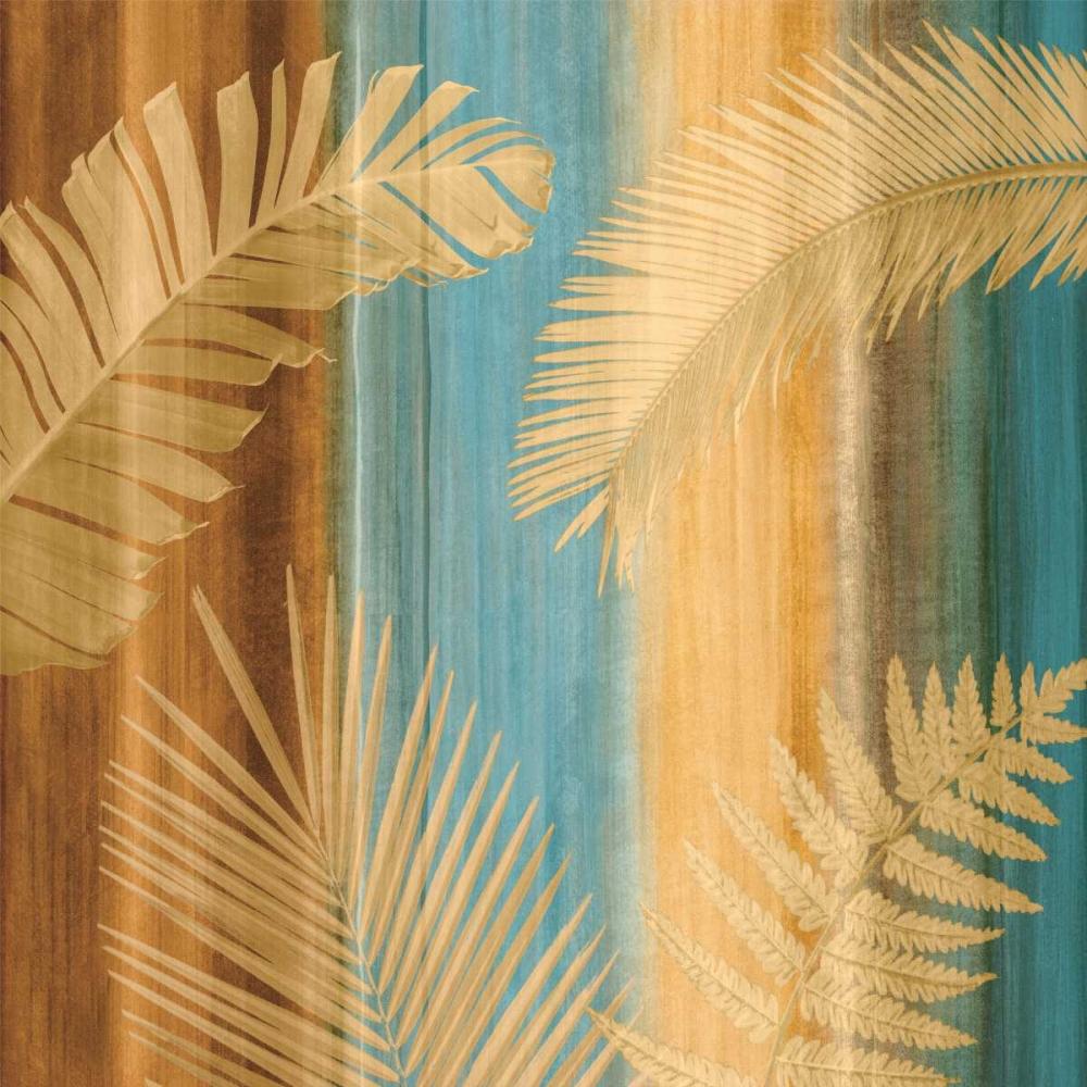 konfigurieren des Kunstdrucks in Wunschgröße Caribbean I von Seba, John