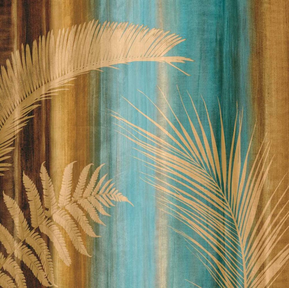 konfigurieren des Kunstdrucks in Wunschgröße Caribbean II von Seba, John