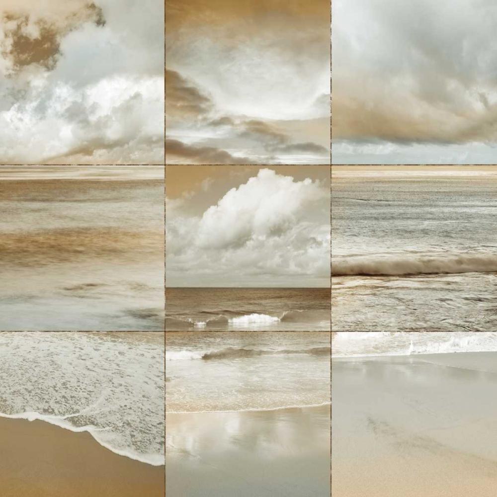 konfigurieren des Kunstdrucks in Wunschgröße Ocean Air I von Seba, John