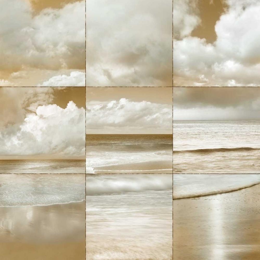 konfigurieren des Kunstdrucks in Wunschgröße Ocean Air II von Seba, John