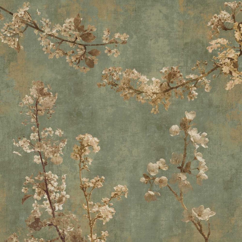 konfigurieren des Kunstdrucks in Wunschgröße Morning Blossom I von Seba, John