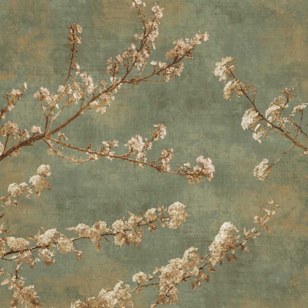 konfigurieren des Kunstdrucks in Wunschgröße Morning Blossom II von Seba, John