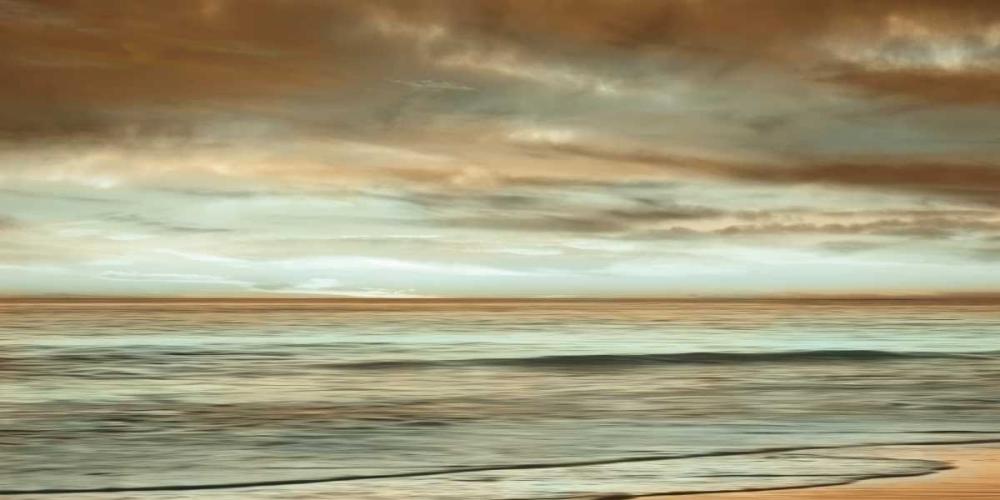 konfigurieren des Kunstdrucks in Wunschgröße The Surf von Seba, John