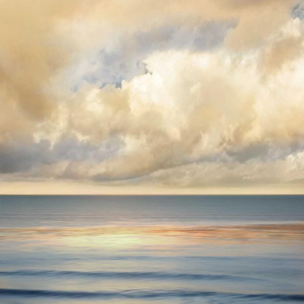 konfigurieren des Kunstdrucks in Wunschgröße Ocean Light II von Seba, John