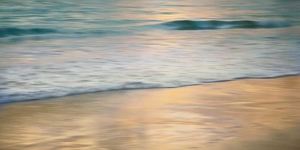 konfigurieren des Kunstdrucks in Wunschgröße Shoreline Sunset von Seba, John