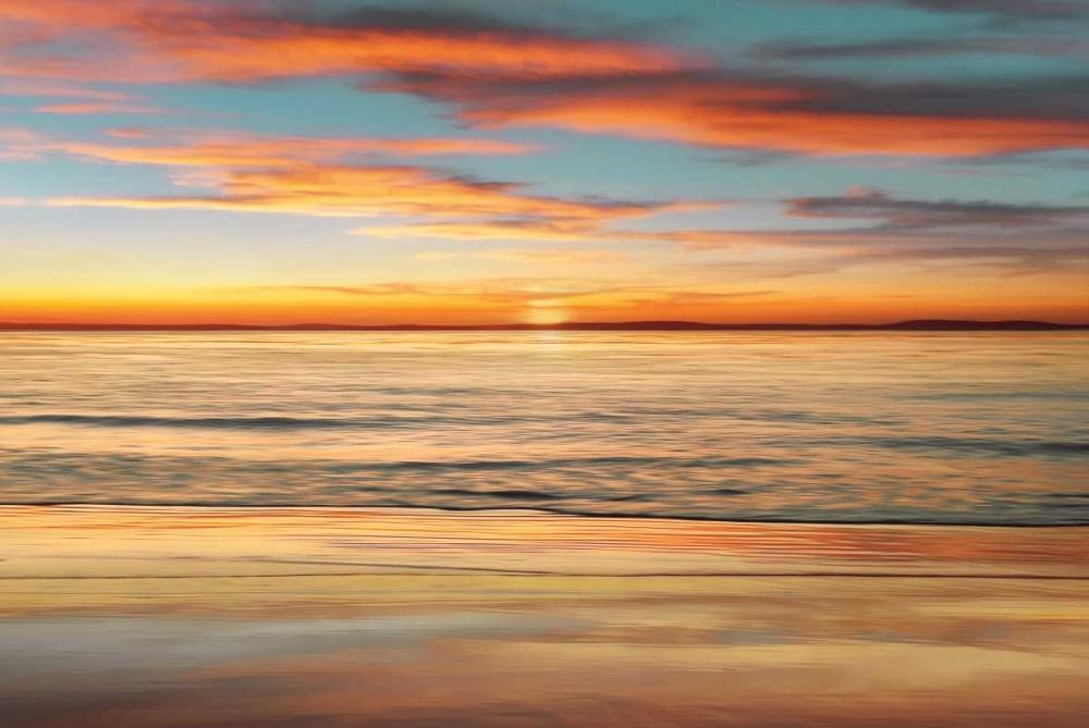 konfigurieren des Kunstdrucks in Wunschgröße Surf and Sand von Seba, John