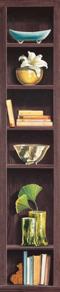 konfigurieren des Kunstdrucks in Wunschgröße Ricordi di viaggio II von Rossetti, Isabella