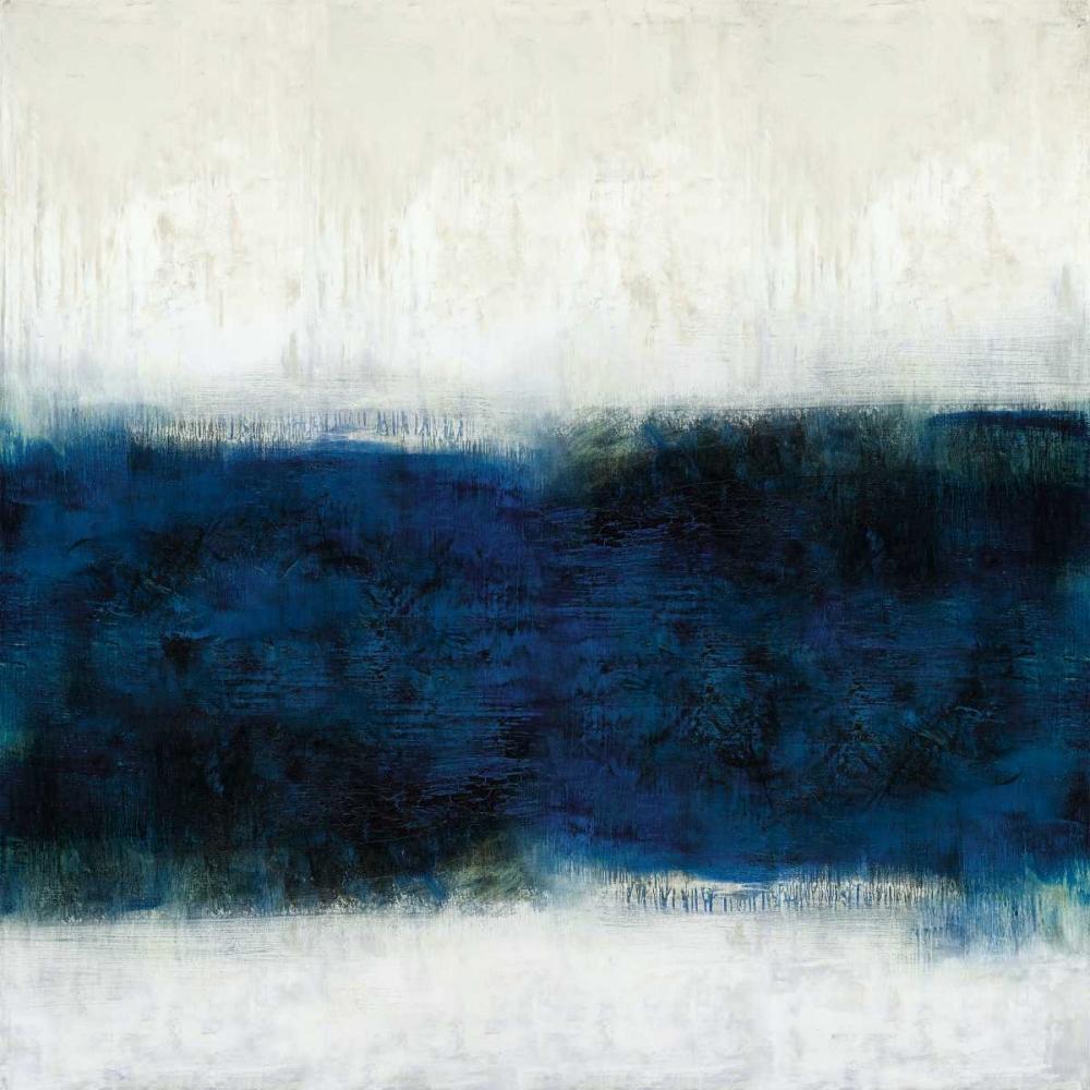 konfigurieren des Kunstdrucks in Wunschgröße Linear Midnight von Blake, Jaden