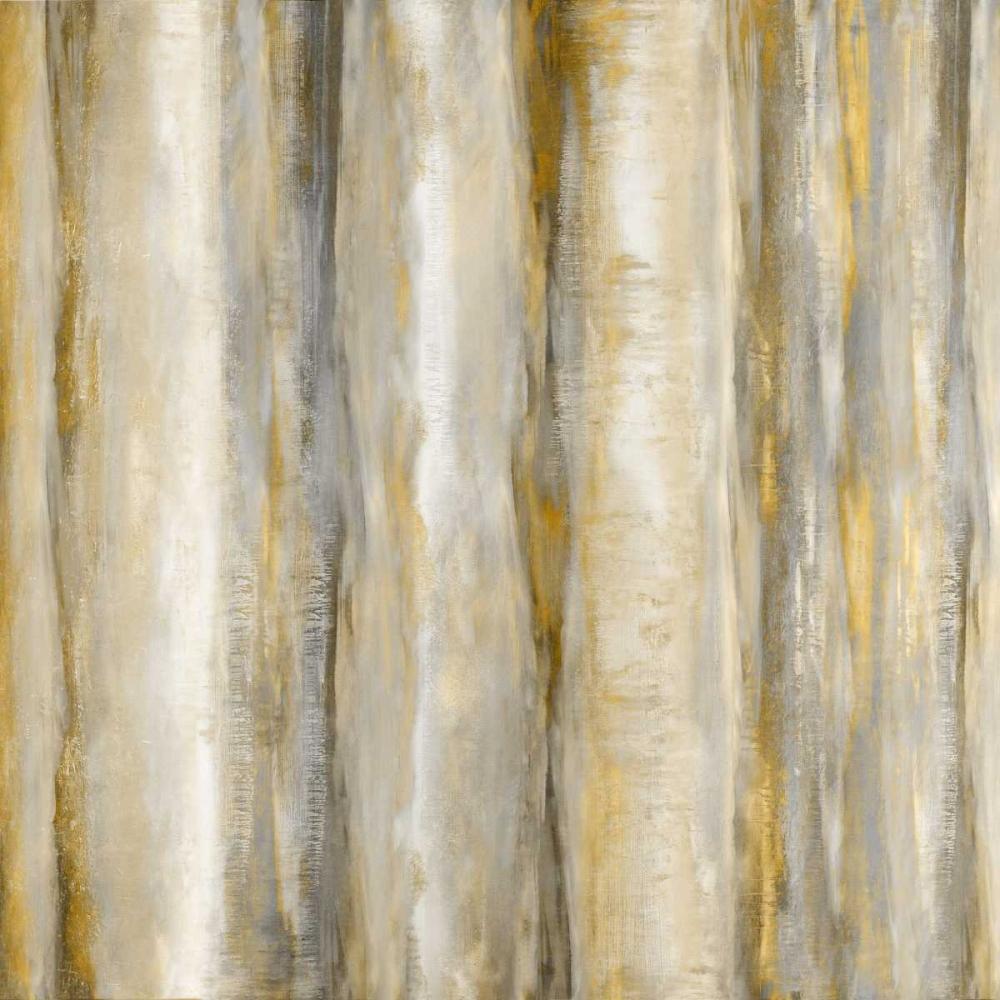 konfigurieren des Kunstdrucks in Wunschgröße Vertical Motion Golden von Blake, Jaden