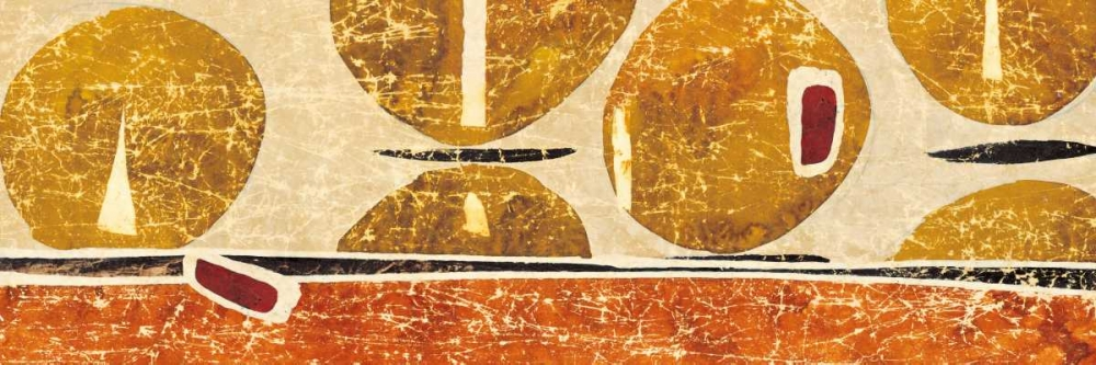 konfigurieren des Kunstdrucks in Wunschgröße Origins II von Einzelbilder