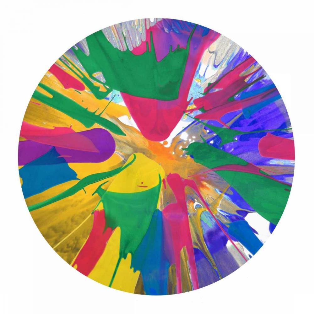 konfigurieren des Kunstdrucks in Wunschgröße Circular Motion VIII von Evans, Josh