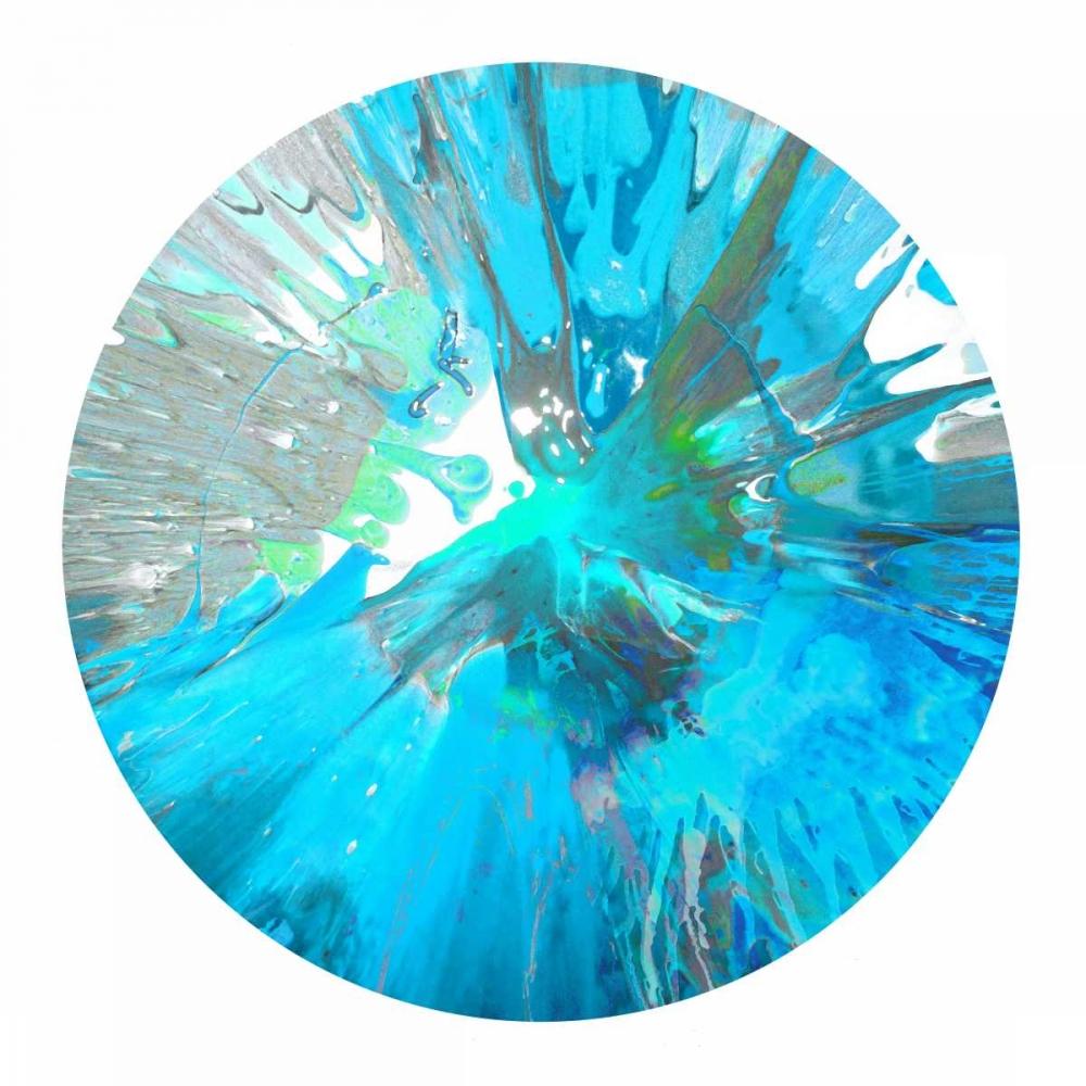 konfigurieren des Kunstdrucks in Wunschgröße Circular Motion IX von Evans, Josh