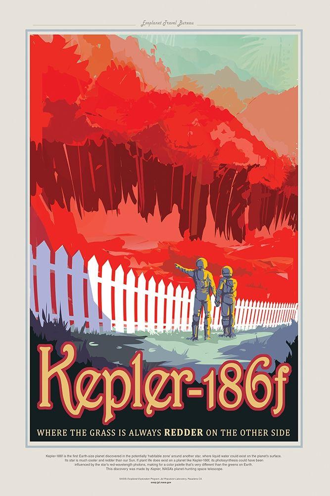 konfigurieren des Kunstdrucks in Wunschgröße Kepler von JPL