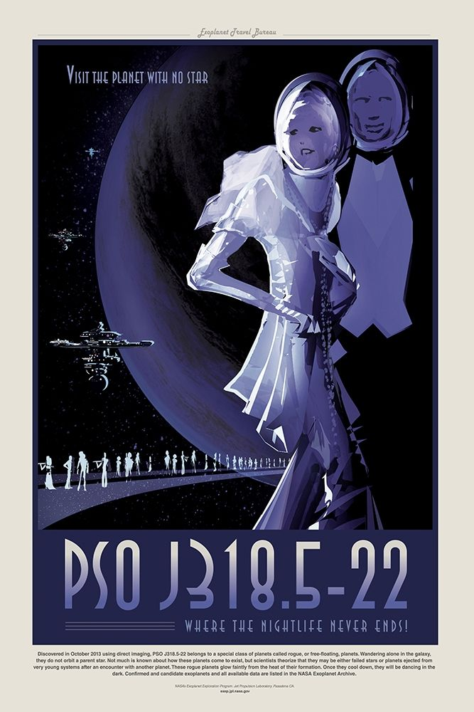 konfigurieren des Kunstdrucks in Wunschgröße Where The Night Life Never End von JPL