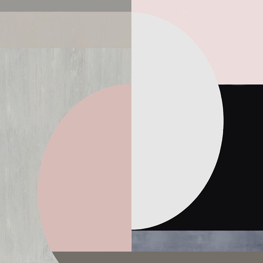 konfigurieren des Kunstdrucks in Wunschgröße Balanced Blush II von Thompson, Justin