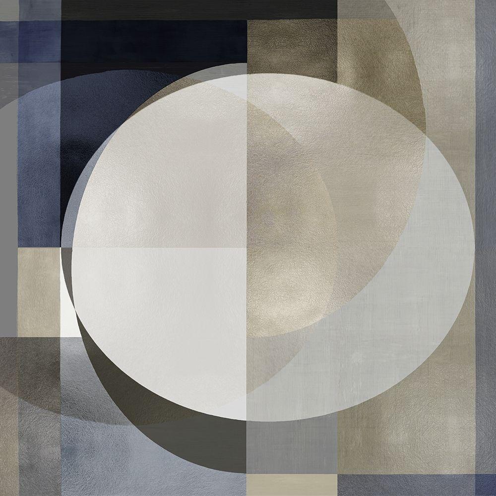 konfigurieren des Kunstdrucks in Wunschgröße Meld II von Thompson, Justin