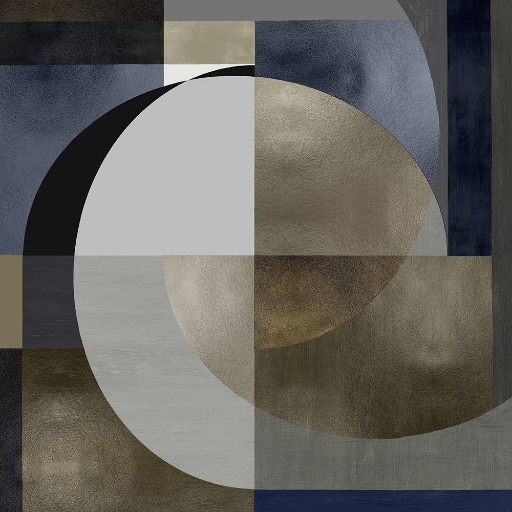 konfigurieren des Kunstdrucks in Wunschgröße Meld III von Thompson, Justin