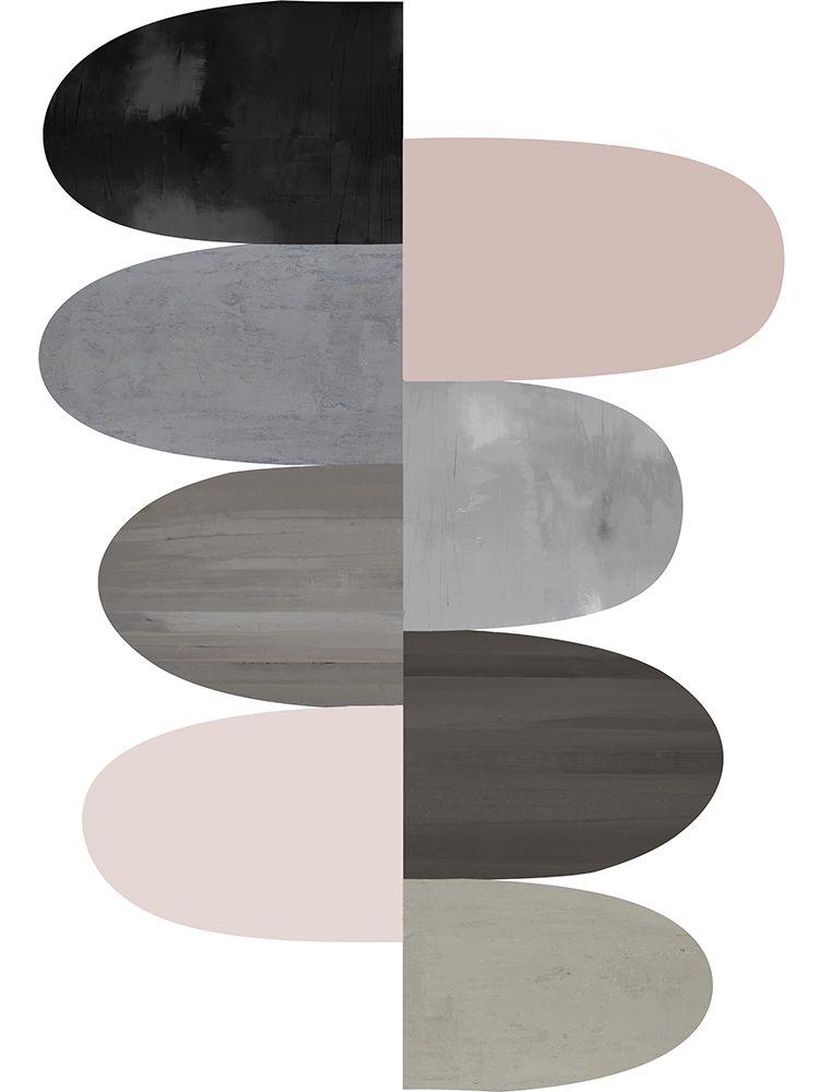 konfigurieren des Kunstdrucks in Wunschgröße Engaged Blush I von Thompson, Justin