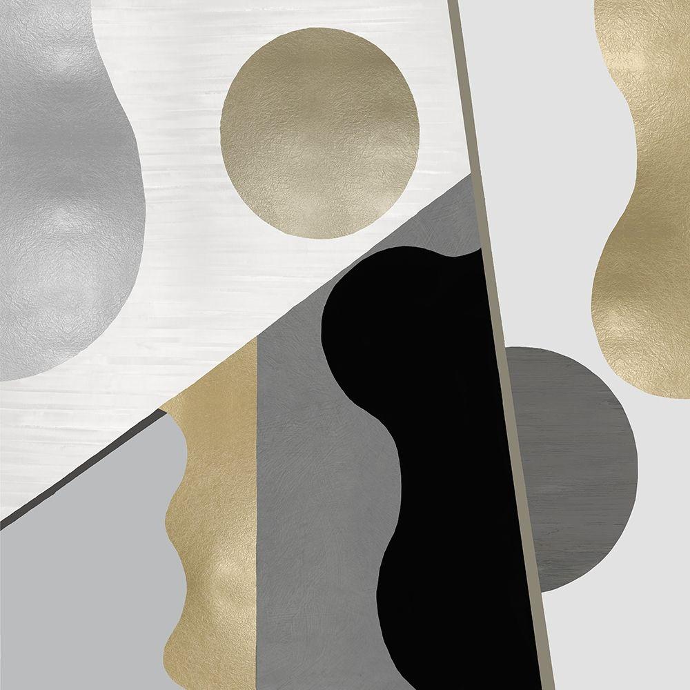 konfigurieren des Kunstdrucks in Wunschgröße Form Movement von Thompson, Justin