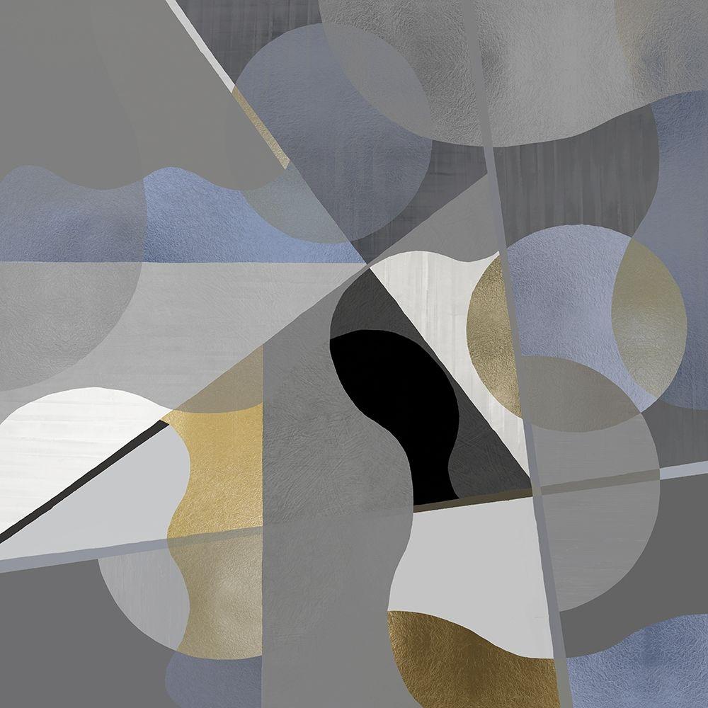 konfigurieren des Kunstdrucks in Wunschgröße Interact I von Thompson, Justin