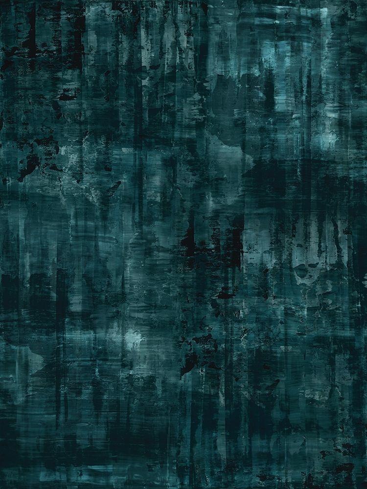 konfigurieren des Kunstdrucks in Wunschgröße Midnight Cerulean von Turner, Justin