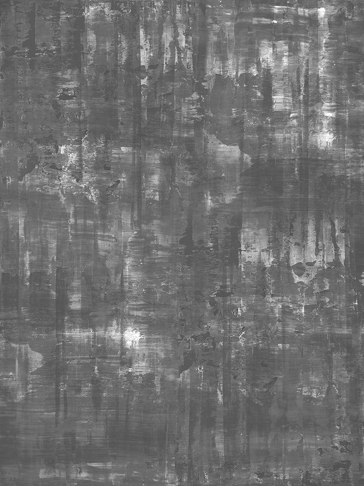konfigurieren des Kunstdrucks in Wunschgröße Midnight Gray von Turner, Justin