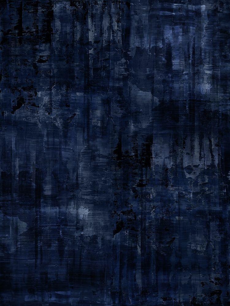 konfigurieren des Kunstdrucks in Wunschgröße Midnight Blue von Turner, Justin