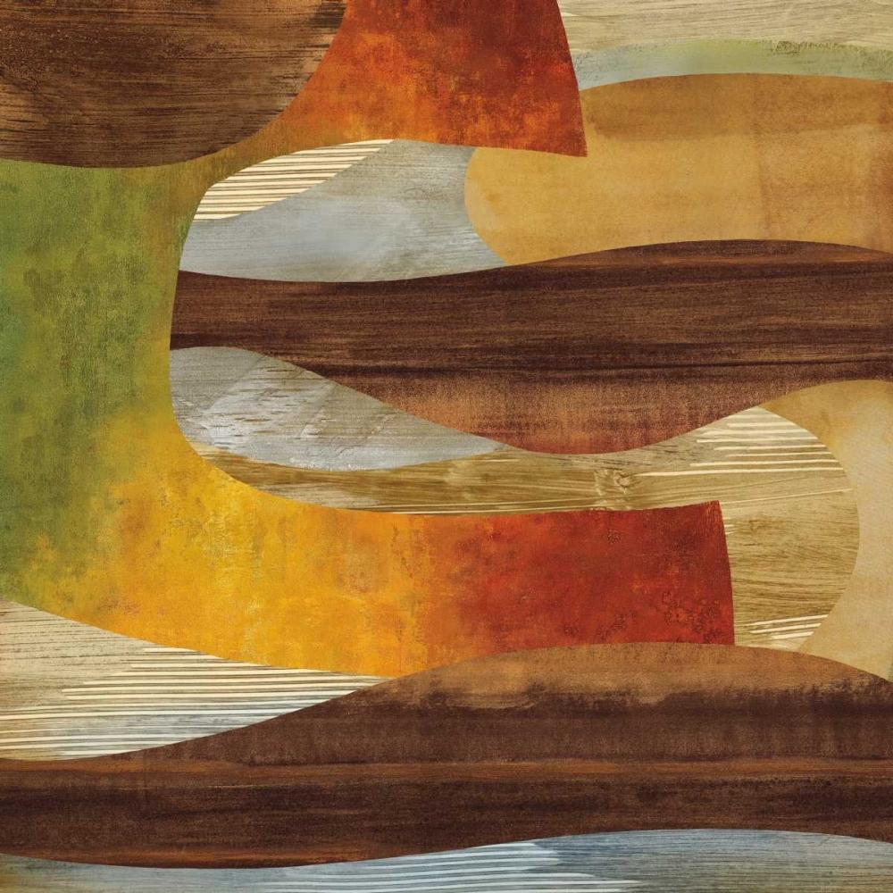 konfigurieren des Kunstdrucks in Wunschgröße Systematic II von Baker, Kevin