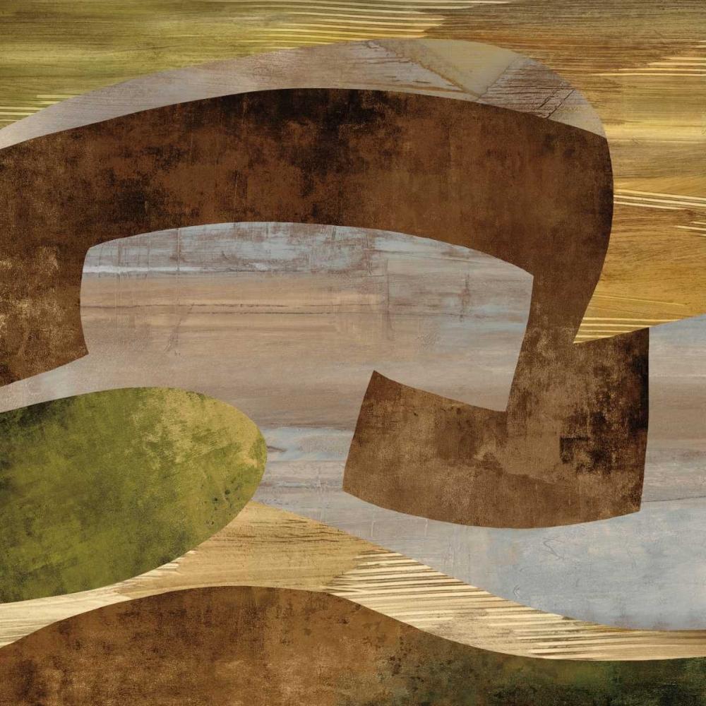 konfigurieren des Kunstdrucks in Wunschgröße Conjunction I von Baker, Kevin