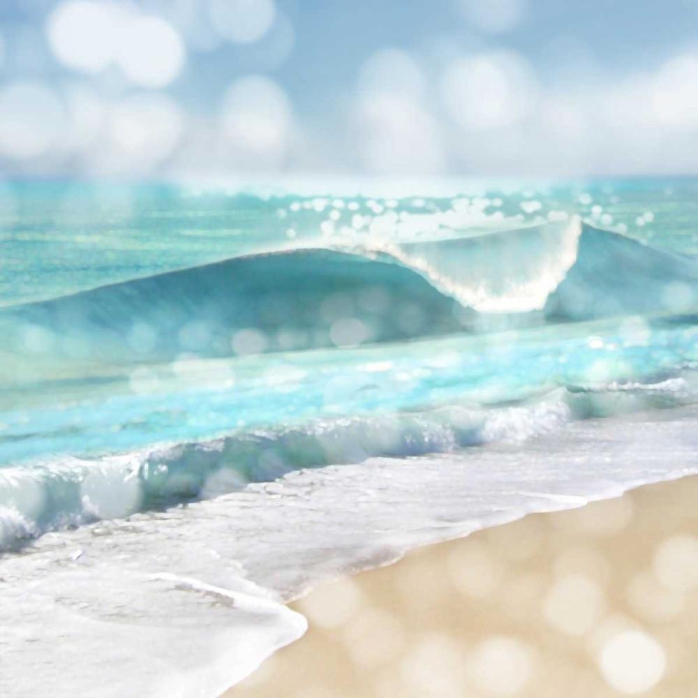 konfigurieren des Kunstdrucks in Wunschgröße Ocean Reflections I von Carrigan, Kate