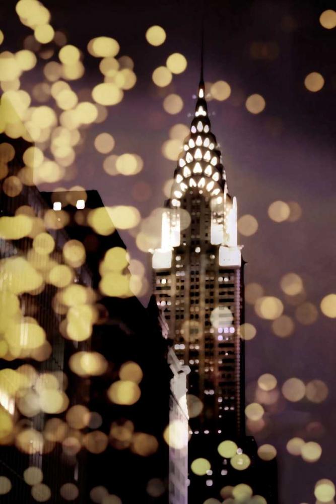konfigurieren des Kunstdrucks in Wunschgröße Icon-NYC von Carrigan, Kate