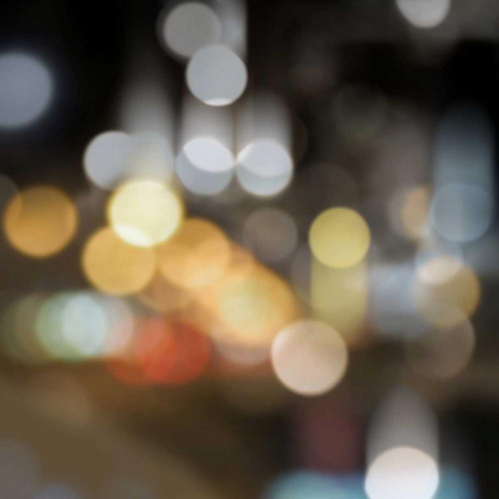 konfigurieren des Kunstdrucks in Wunschgröße City Lights I von Carrigan, Kate