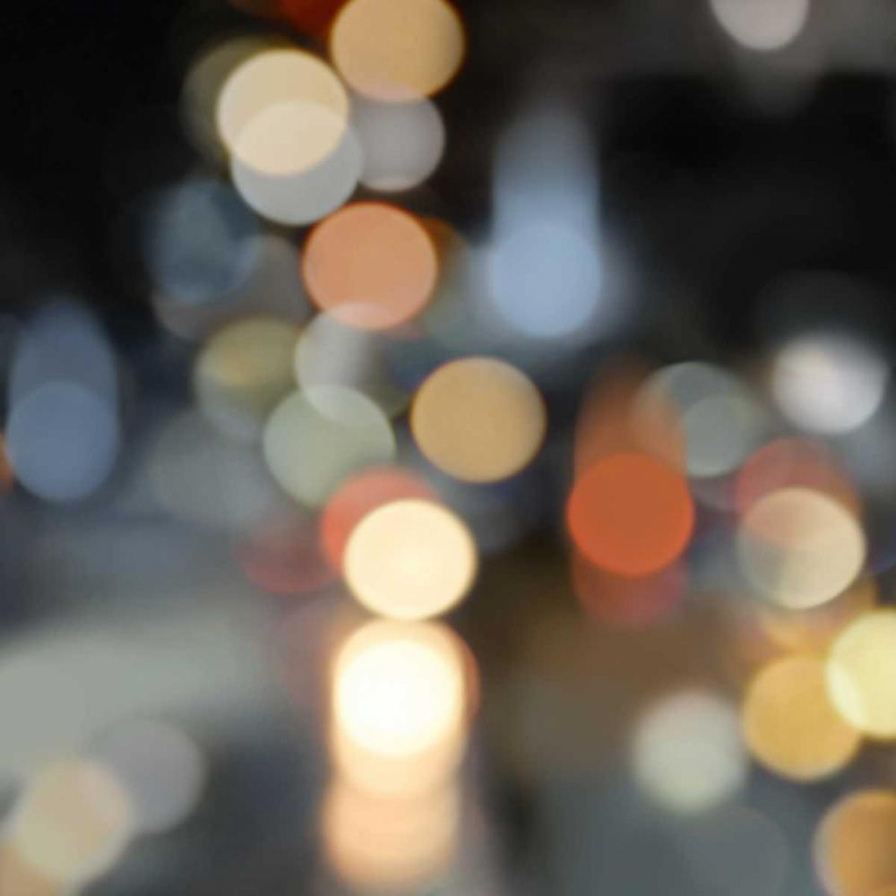 konfigurieren des Kunstdrucks in Wunschgröße City Lights II von Carrigan, Kate