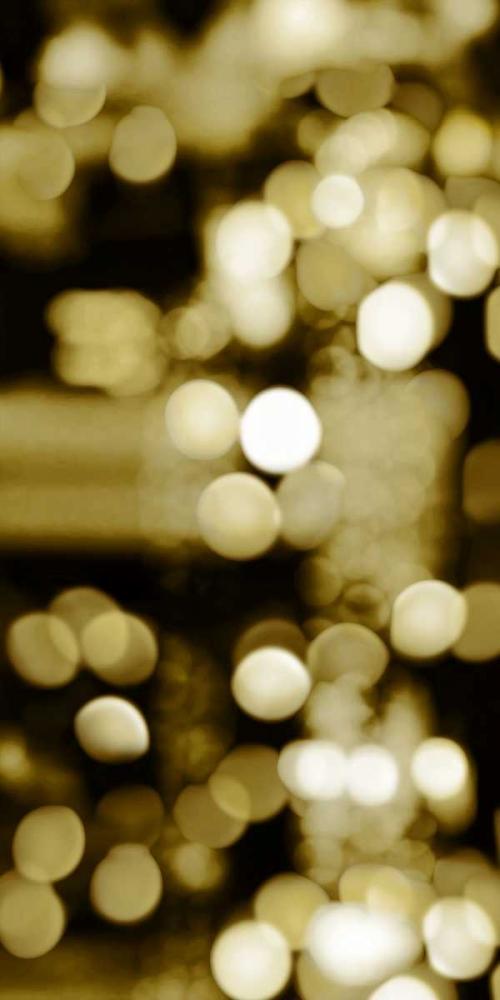 konfigurieren des Kunstdrucks in Wunschgröße Golden Reflections Triptych I von Carrigan, Kate