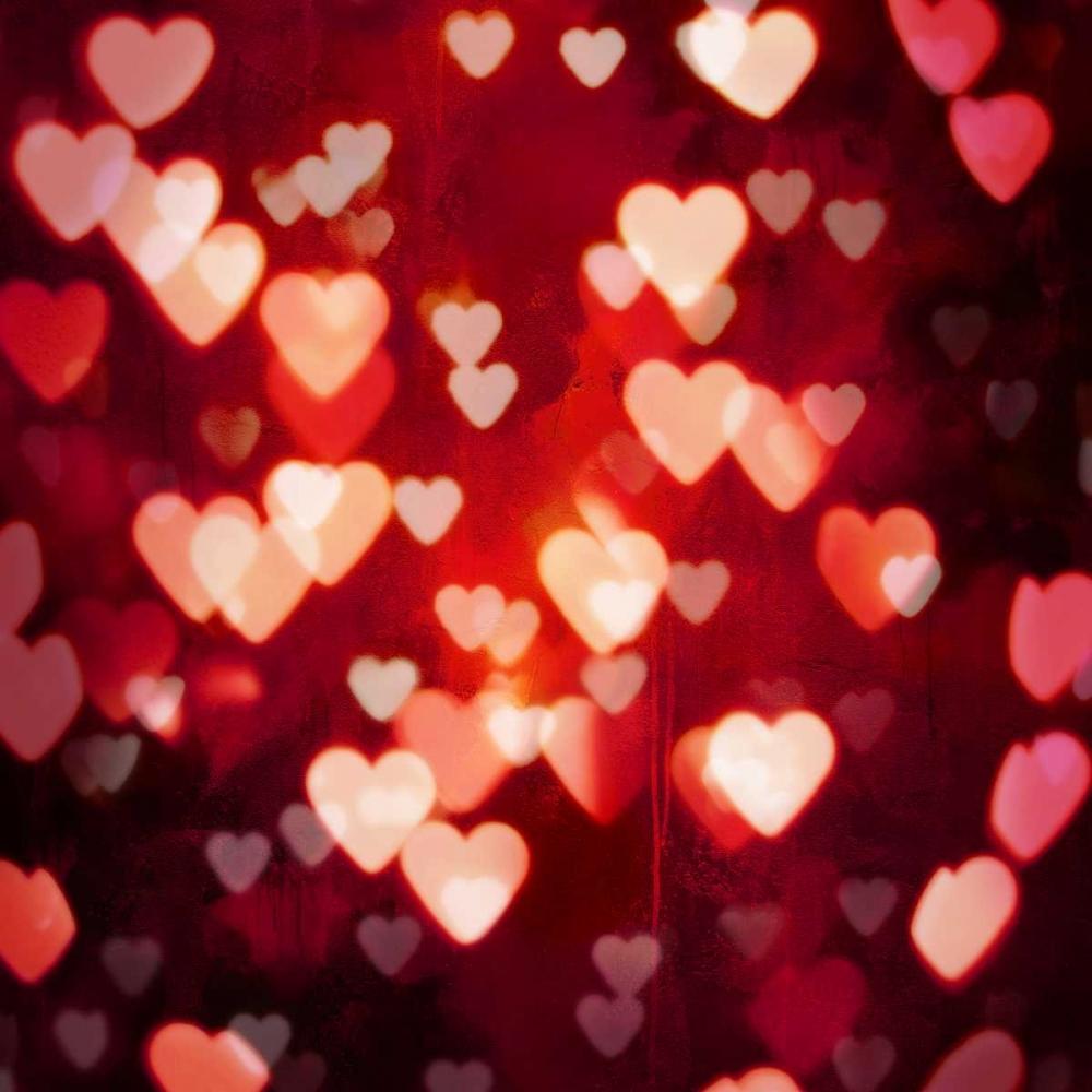 konfigurieren des Kunstdrucks in Wunschgröße Love Is In The Air von Carrigan, Kate